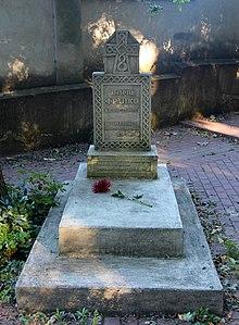 Надмогильний пам'ятник Андрія Франка