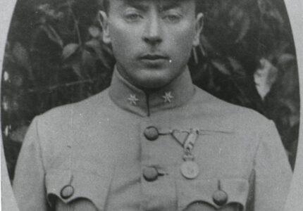 Петро Франко під час служби в Легіоні УСС