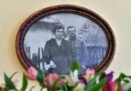 Тарас Франко з дружиною Катериною