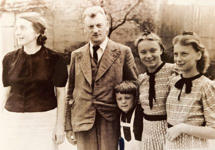 Тарас Франко з родиною