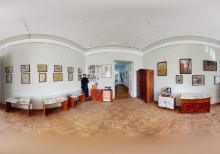 Квартиру-музей родини Івана Франка діджиталізували