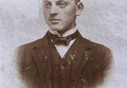 Тарас Франко, 1909