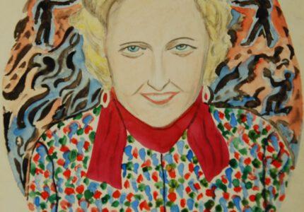 Серія  «Жіночі портрети»