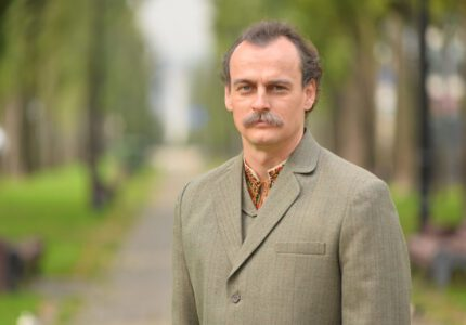 Історичний променад з Іваном Франком у Києві