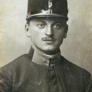 Тарас Франко, 1916